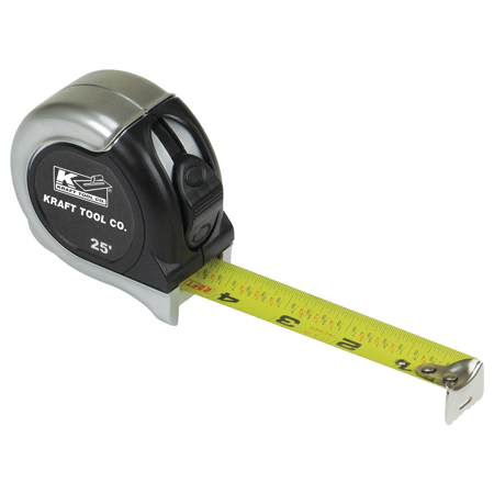 Picture of Fractional Read Tape Measure