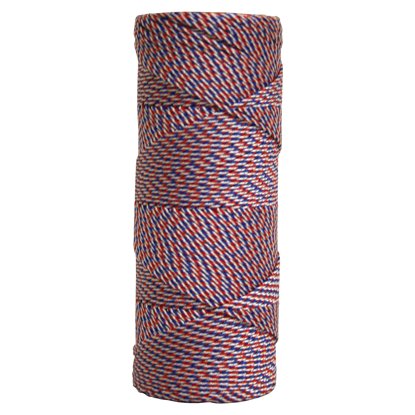 "Picture of ""Patriot"" Braided Nylon Mason's Line - 1,000' Tube"