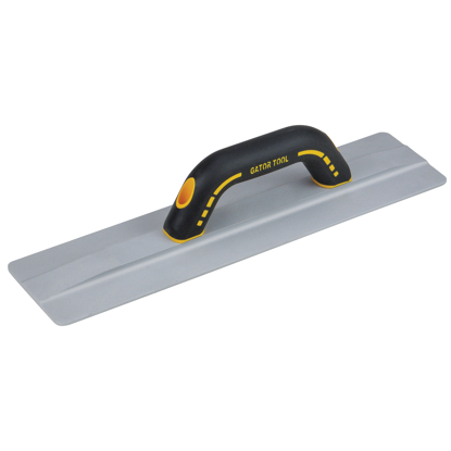 "Picture of Gator Tools™ 16""x4"" Square End GatorLoy™ Jumbo Hand Float"