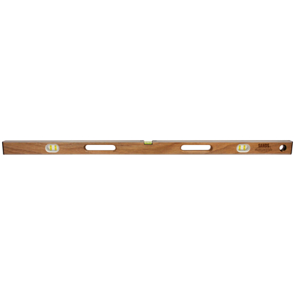 "Picture of 24"" Professional Top Reading Mahogany I-Beam Level (5 Vials)"