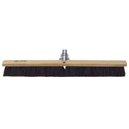 "Picture of 24"" Wood Concrete Floor Broom Head"