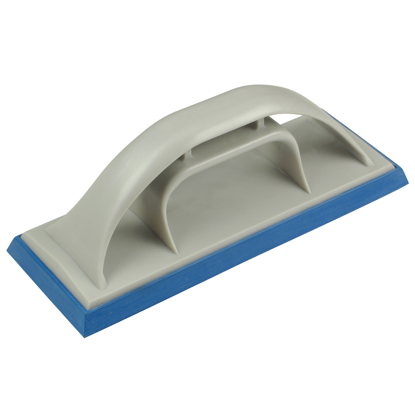 "Picture of 10"" x 3-3/4"" Epoxy Grout Float with Plastic Handle"