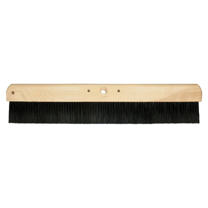 "Picture of 18"" Wood Concrete Finishing Broom Head"