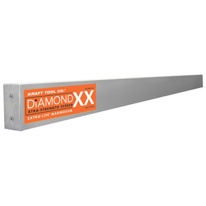"Picture of 10' x 1-1/2"" x 3-1/2"" Diamond XX™ Magnesium Screed"