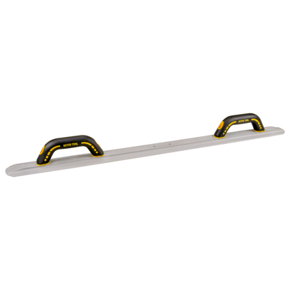 "Picture of Gator Tools™ 42"" Round End GatorLoy™ Hand & Curb Darby - 2 Handles"