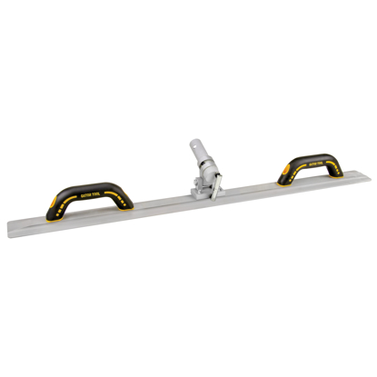 "Picture of Gator Tools™ 36"" Square GatorLoy™ Hand & Curb Darby with Mini Adjustable Bracket"