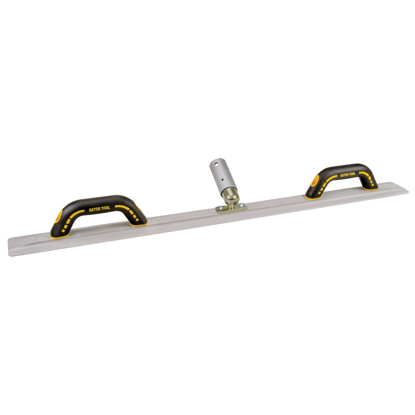 "Picture of Gator Tools™ 36"" Square GatorLoy™ Hand & Curb Darby with Ultra Twist™ Bracket"