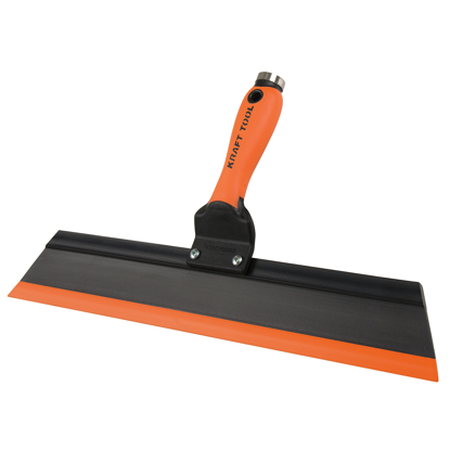"Picture of 18"" Squeegee Trowel with ProForm® Soft Grip Handle"