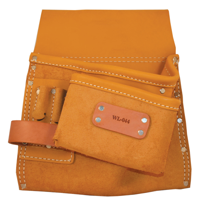 Picture of 5 Pocket Deluxe Nail Bag with Left Side Hammer Loop