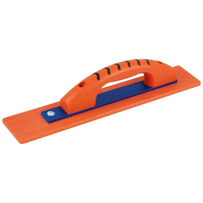 "Picture of 16""x3"" Orange Thunder™ with KO-20™ Technology Hand Float with ProForm® Handle"