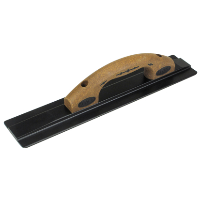 "Picture of 20"" x 3-1/4"" Elite Series Five Star™ Square End Magnesium Float with Cork Handle"