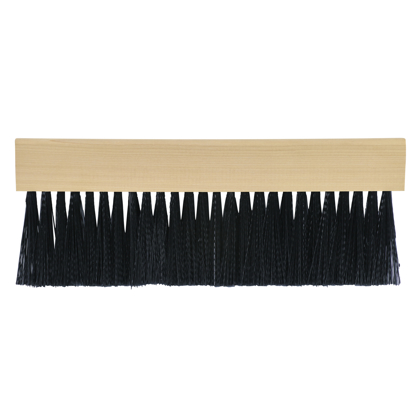 "Picture of Gator Tools™ 12"" Medium Soft .010"" Poly Hand Broom"