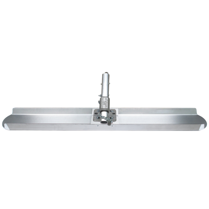 "Picture of 120"" Channel Float with EZY-Tilt® II Bracket, Handle, & Braces"
