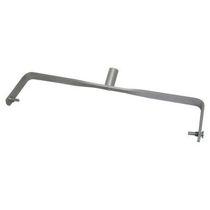 "Picture of 18"" Roller Frame with Threaded End Adapter"