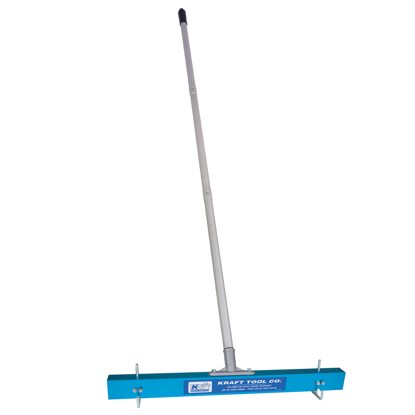 "Picture of 24"" Gauge Rake/Leveler with Handle"