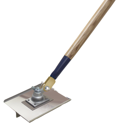 "Picture of 10"" x 3-1/2""  3/8""R Walking Groover with Handle"