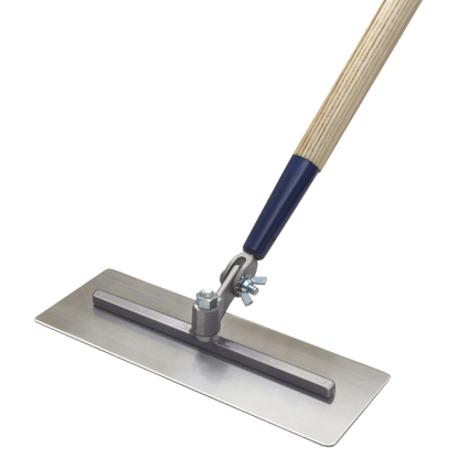 "Picture of 15"" x 5"" Barrier Trowel with Handle"