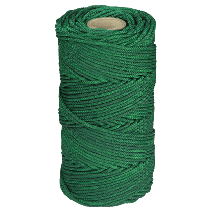Picture of Neptune Bonded Braided Line (Green) 132# Test 160yds.